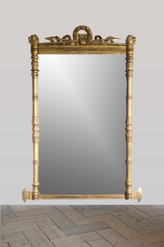 Large Early C19th English Regency Period Mirror-brownrigg-product1-13may-5211-3-main-636934341998968337.jpg