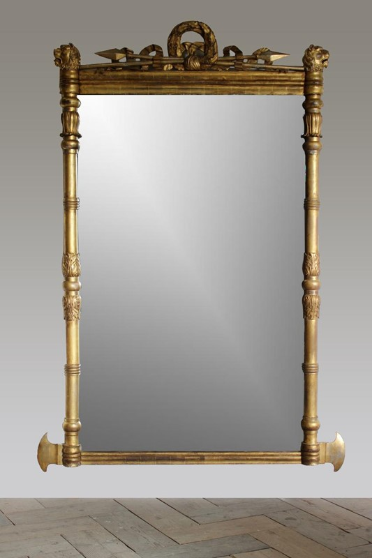 Large Early C19th English Regency Period Mirror-brownrigg-product1-13may-5211-e4-main-636934342022092844.jpg