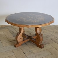 French Centre Table attributed to Maison Jansen