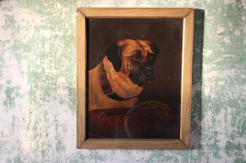 19th Cent Oil on Canvas of a Dog-brownrigg-product1-18feb-1555-l-main-636887656879747565.jpeg