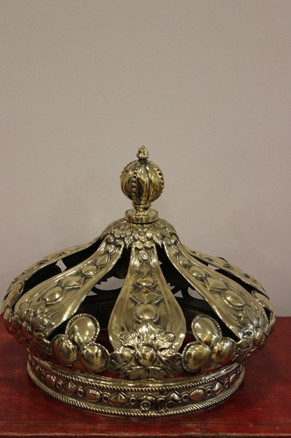 19th Century Italian Brass Coronet-brownrigg-product1-25oct-26-2_main_636446201041214258.jpeg