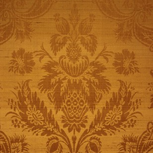 Great Set of Four 19th century Silk Damask Panels