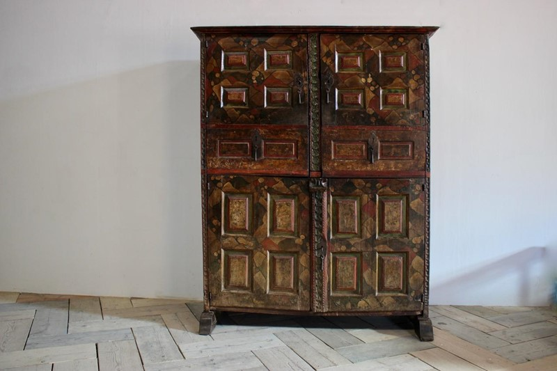 C17th Spanish Baroque Cupboard ( Alterations -brownrigg-product23-12oct-1927-L-main-636759864472800988.jpeg