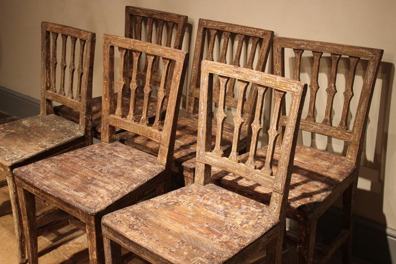 Set of Six 19th Cent Painted Swedish Dining Chairs-brownrigg-set-of-six-19th-cent-painted-swedish-dining-chairs-144-L-main-636753014035153202.jpeg