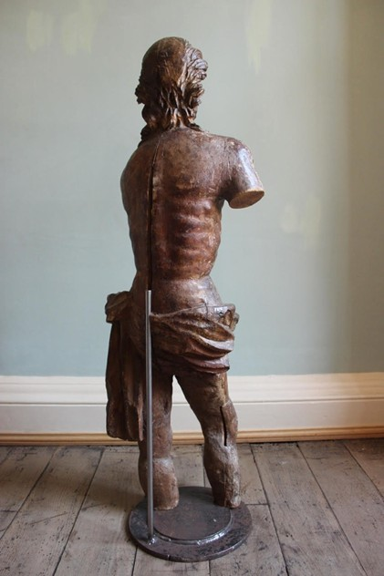 17th Century Carved Wooden Figure of Christ -brownrigg-statue-of-jesus-28-E1_main_636204321650499179.jpg