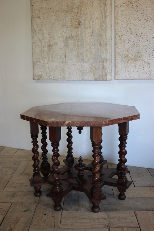 C19th French Octagonal Centre Table-brownrigg-unusual-c19th-french-octagonal-centre-table-with-fossil-marble-top-5145-e3-main-637052827016814034.jpeg