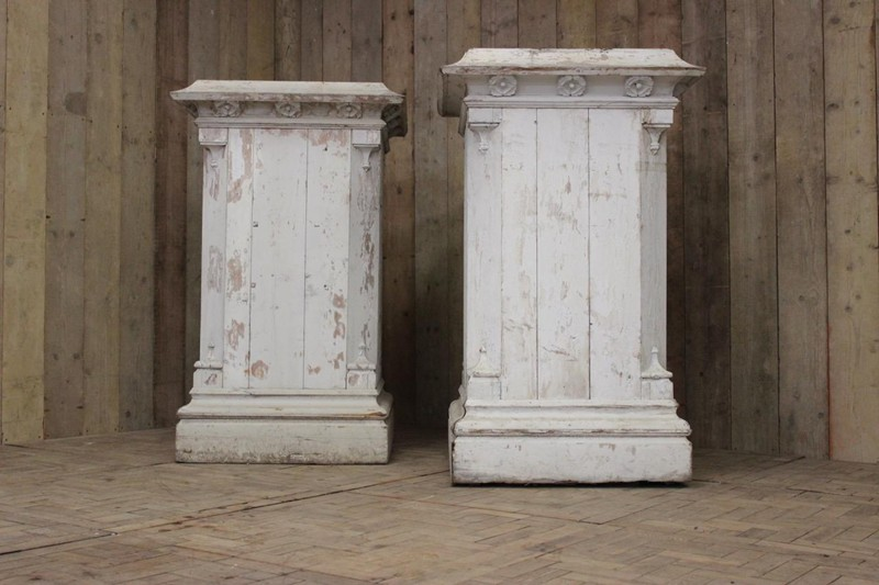 Pair of C19th Country House Painted Plinths -brownrigg-very-large-pair-of-c19th-english-country-house-painted-wooden-plinths-6-3-main-636590570915342042.jpeg