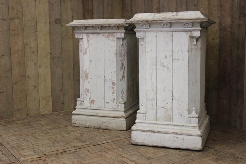 Pair of C19th Country House Painted Plinths -brownrigg-very-large-pair-of-c19th-english-country-house-painted-wooden-plinths-6-4-main-636590570921738370.jpeg