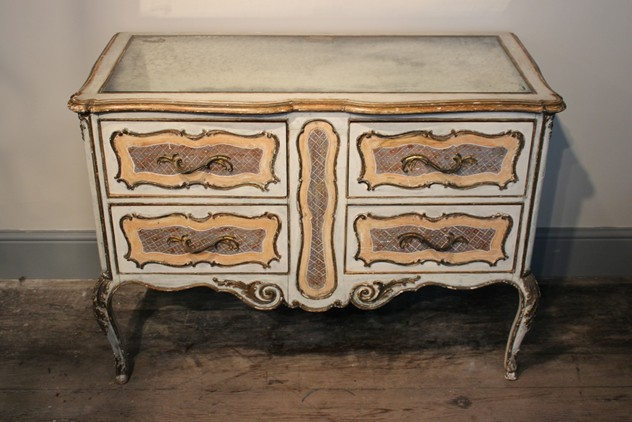 Italian Painted Commode with its original top-brownrigg-wonderful-1950s-italian-painted-commode-with-its-original-mirrored-top-54-3_main.jpeg