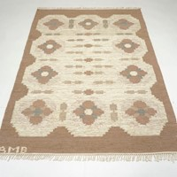 Rug by Anne-Marie Boberg