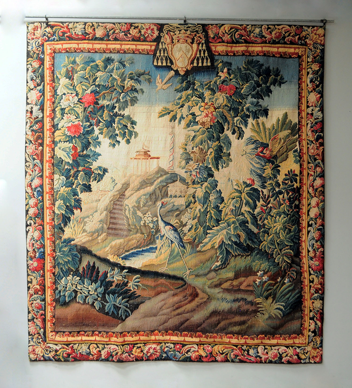 A 17th Century Flemish Verdure Tapestry -callie-hollenden-Screen Shot 2018-11-05 at 16.12.05-main-636787688694616079.png