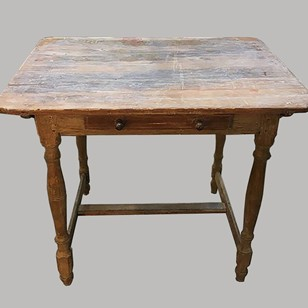 Swedish 19C Occasional Table