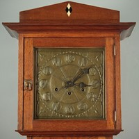 Art Nouveau or Arts & Crafts Longcase Clock c.1900