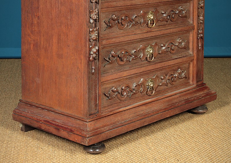 Carved Oak Bank of Drawers.-collinge-antiques-img-6179-main-637250692179102839.jpg