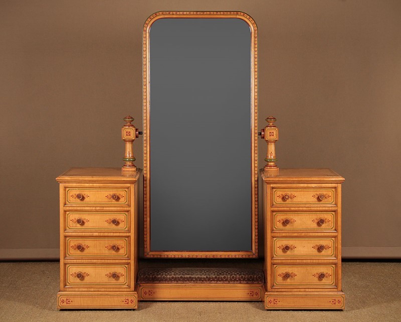 19th.c. Dressing Mirror & Drawers c.1850.-collinge-antiques-img-7034-main-637371600676208906.jpg