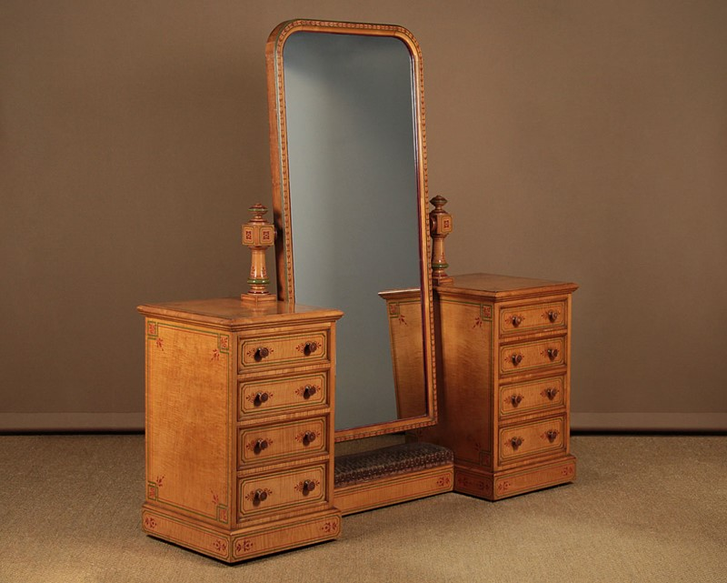 19th.c. Dressing Mirror & Drawers c.1850.-collinge-antiques-img-7039-main-637371600839167621.jpg