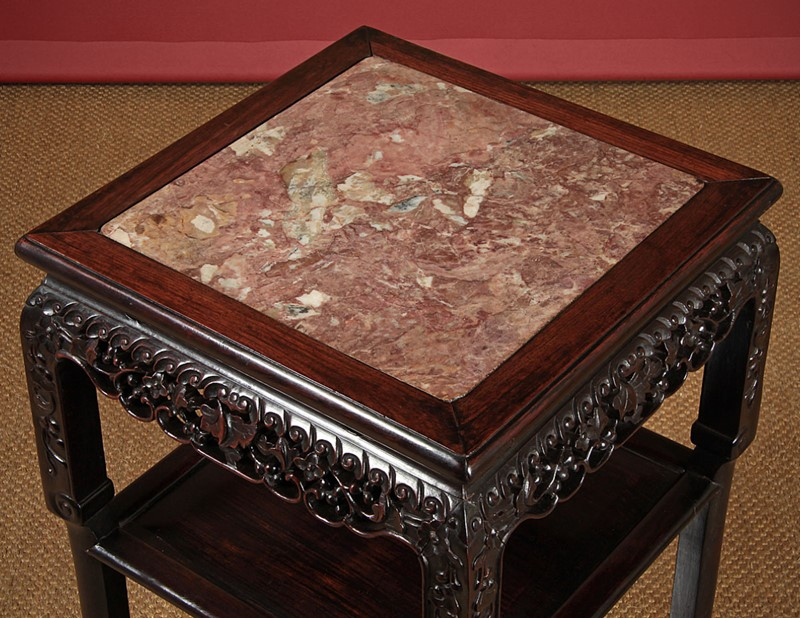 19th.c. Chinese Marble Top Three Tier Table.-collinge-antiques-img-8047-main-637387068654331414.jpg