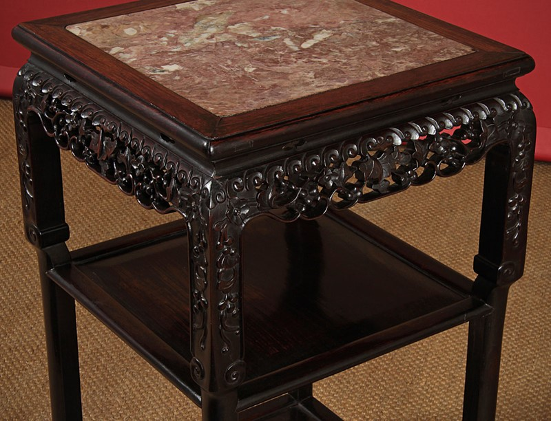 19th.c. Chinese Marble Top Three Tier Table.-collinge-antiques-img-8049-main-637387068648550571.jpg