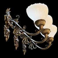x3 Wall Sconces