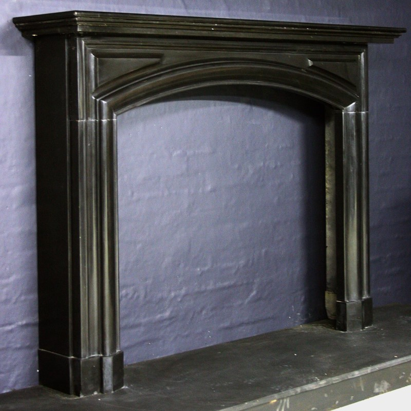 19th Century Belgian Black Marble Chimneypiece-cubbit-antiques-fireplace-belgianblackbolection-front2-main-637068241753354208.jpg