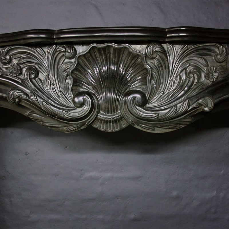 19thC Black Marble Chimneypiece in Louis XV Manor-cubbit-antiques-fireplace-blacklouisxv-frieze1-main-637068247560516562.jpg