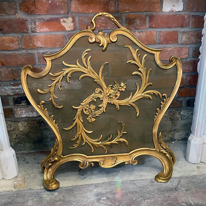 Rococo Style Fire Screen-cubbit-antiques-fireplace-rococofirescreen-front2-main-637395781530785998.jpg