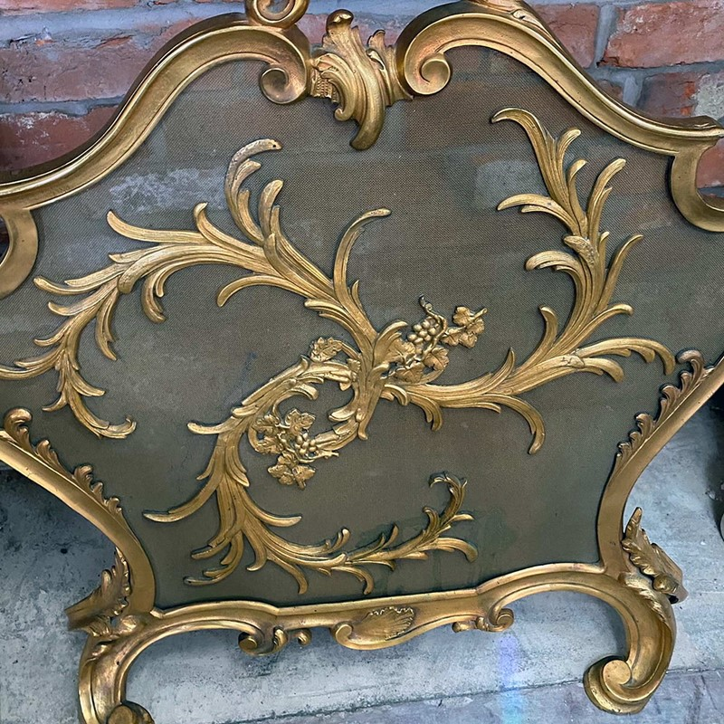 Rococo Style Fire Screen-cubbit-antiques-fireplace-rococofirescreen-front5-main-637395781562816558.jpg