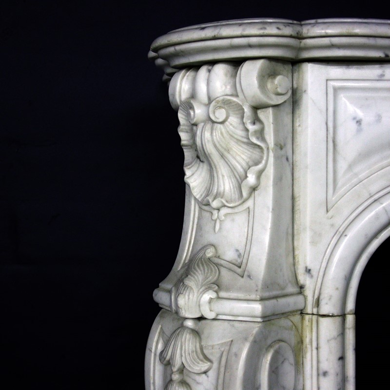 19th Century Louis XV Sicilian Marble Chimneypiece-cubbit-antiques-fireplace-sicilianmarblelouisxv-closeup3-main-637067470739442511.jpg