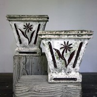 Pair of 20th Century French Planters