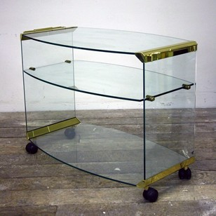 Gallotti & Radice Drinks Cart