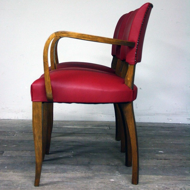 1930's Reupholstered red leather bridge chairs-cubbit-antiques-interior_upholsteredredleatherbridge_side_main_636026382980537864.jpg