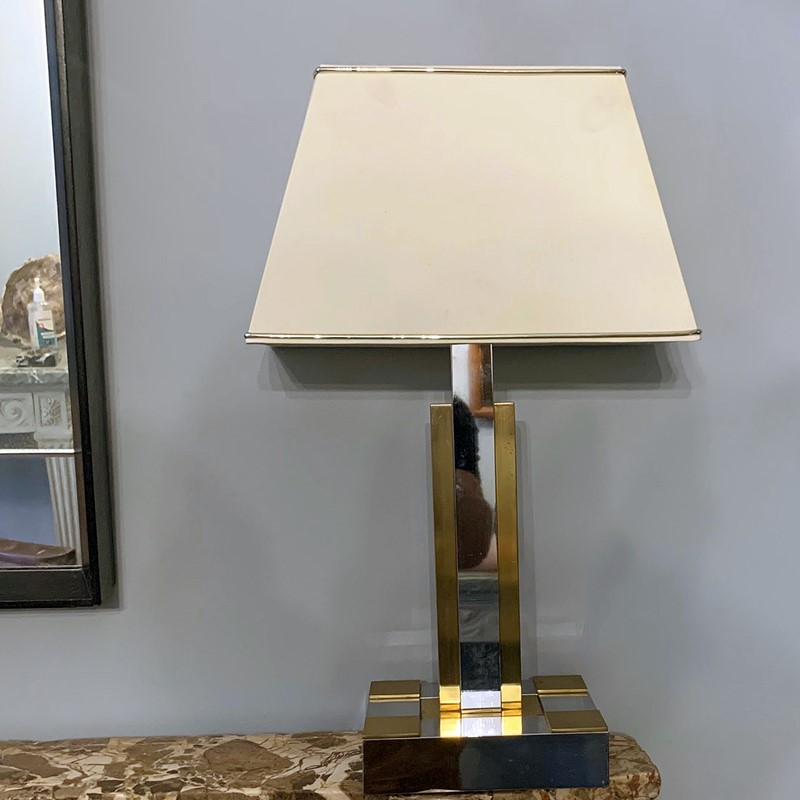 Willy Rizzo Style Table Lamp-cubbit-antiques-lighting-willyrizzostylelamp-front1-main-637395739364550438.jpg