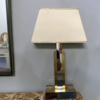 Willy Rizzo Style Table Lamp