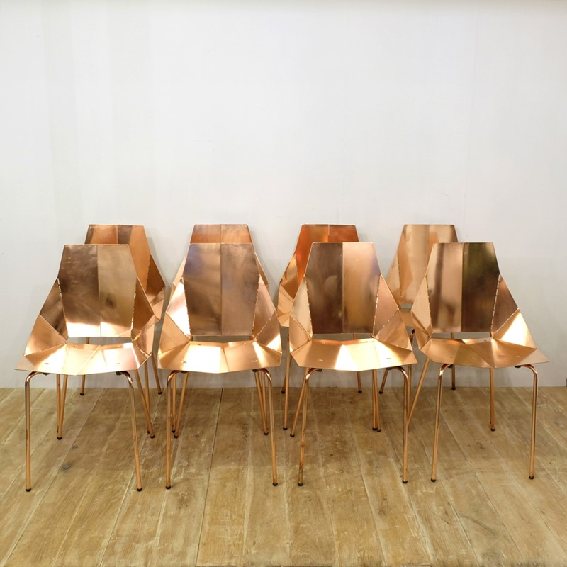 *SALE* Heals Designer Copper Dining Chairs-cunningham-white-s-heals-copper-chairs-2-main-636883385461657519.jpg