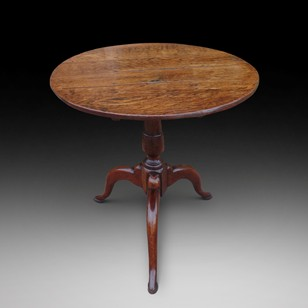 An Isle of Man - Country Oak Occasional Table