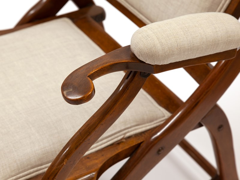 Chunky Reupholstered Mahogany Folding Chair-david-griffith-antiques-63491-main-637255648022221548.jpg