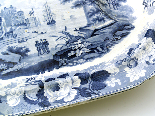 Antique Blue and White Meat Plate-david-griffiths-antiques-DC_2046_main.jpg