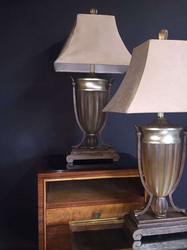 A pair of vintage table lamps-david-robinson-antiques-uttermost-lamps2-main-637350765438507457.JPG