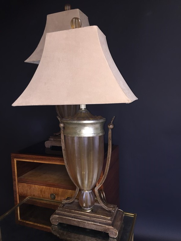 A pair of vintage table lamps-david-robinson-antiques-uttermost-lamps3-main-637350765459756947.JPG
