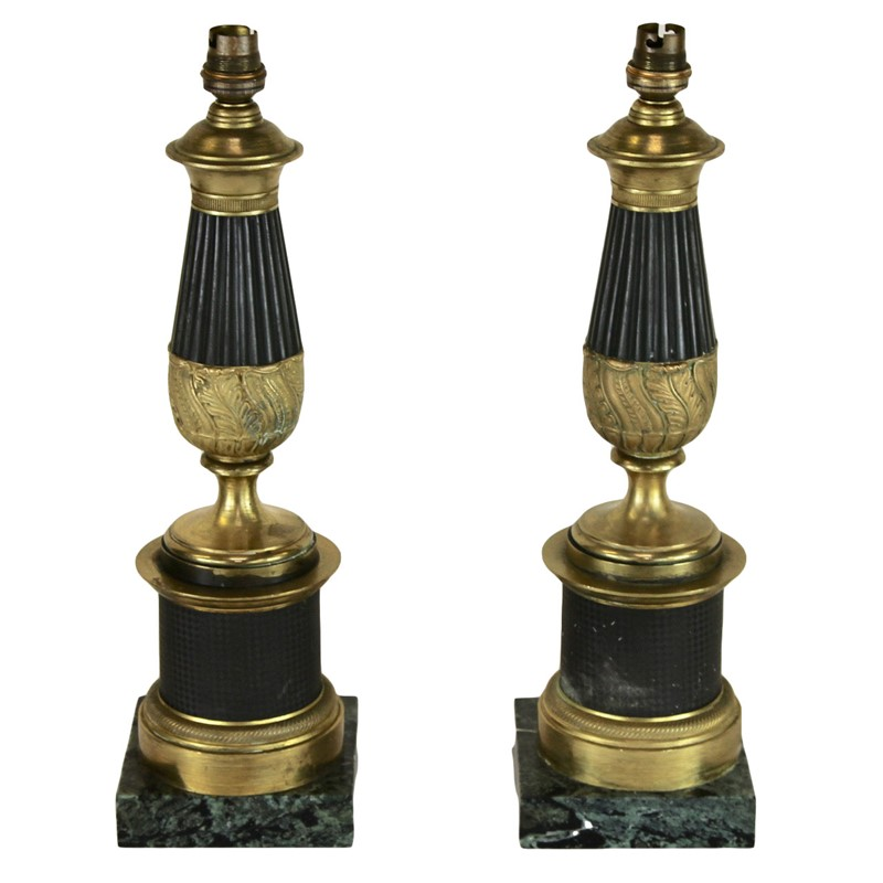 Pair of French Bronze Lamps-david-tupman-antiques-bronze-lamps-1-main-636979313384120143.jpg