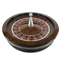Large original Casino roulette wheel