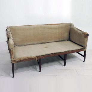 Early 19th Century Georgian Sofa