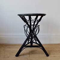 19th Century Cane Table