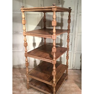 Large English country house pine stand