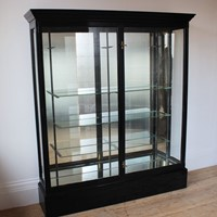 19th Century Display Cabinet