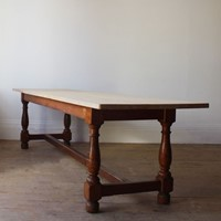 19th Century Refectory Table