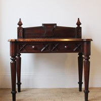 19th Century Gothic Hall Table