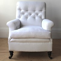 19th Century Victorian Armchair