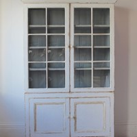 19th Century English Bookcase