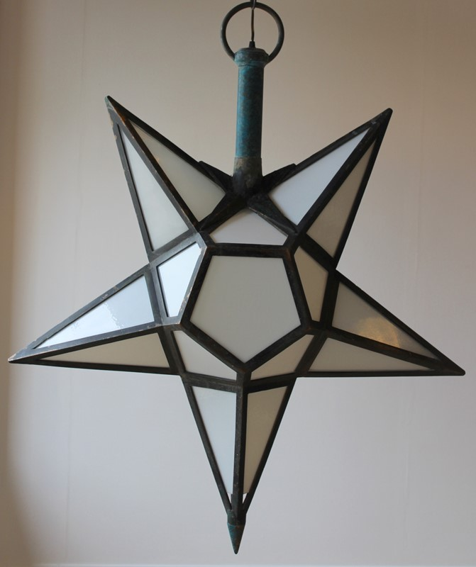 20th Century Star Lantern-dean-antiques-img-6053-main-637075298684295526.JPG